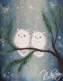 The image for Snowy Owls (Glitter!)