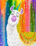 The image for Legendary Llama