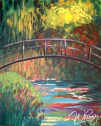 The image for (SOLD OUT) Monet Bridge