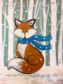 The image for A Foxy Winter
