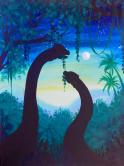 The image for KIDS CAMP : Prehistoric Twilight
