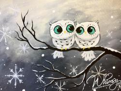 The image for Owl Winter Long