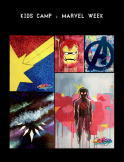 The image for Kids Camp : Marvel Full Week