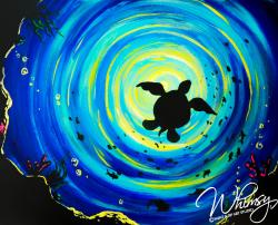 The image for NEW ART : Honu Halo