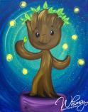 The image for KIDS CAMP - Baby Groot