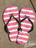 The image for SPECIALTY CLASS : Paint on Wood Flip Flops!