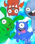 The image for KIDS CAMP : UGLY DOLLS