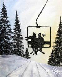 The image for Chair Lift