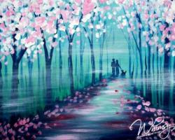 The image for Cherry Blossom Lane