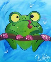 The image for KIDS CLUB : Oggy The Froggie