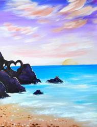 The image for NEW ART - Love on the Rocks