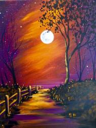 The image for NEW ART - Moonlit Trail