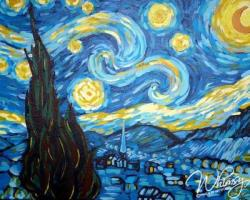 The image for Starry Night