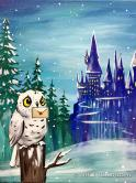 The image for Winter At Hogwarts