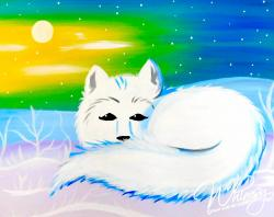 The image for KIDS CAMP - Arctic Fox