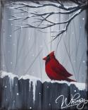 The image for Red Cardinal II