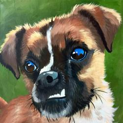 The image for SPECIALTY CLASS : Paint Your Pet