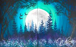 The image for DATE NIGHT : Moonrise Meadow
