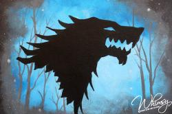 The image for Game Of Thrones Theme Night: House Stark