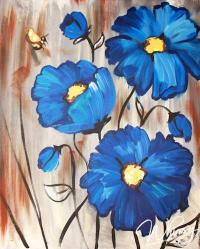 The image for Blue Poppies