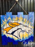 The image for Broncos on Wood!