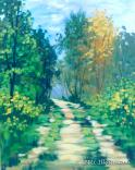 The image for Monet's Path