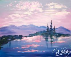 The image for Purple Mountains Majesty