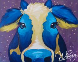 The image for Blue Moo