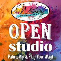 The image for Open Studio 10am-5pm